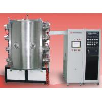 Zinc Alloy PVD Plating Machine, Brass Vacuum Plating Equipment, Glass PVD Plating Equipment for sale