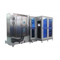 PECVD Thin Film Coating Machine, Ion Source Plasma Enhanced PVD Deposition System for sale