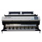 China High Efficient Rice Color Sorter Machine 1510KG Low Temperature LED Light Source for sale