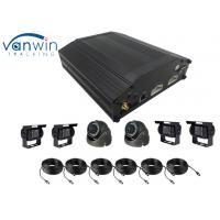 8 Channel HDD 4G GPS WIFI  Basic MDVR AHD H.264 video mobile DVR for Bus with Mouse Operation for sale