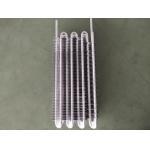 Finned Refrigeration Evaporators For Cooling System , Fridge Evaporator for sale