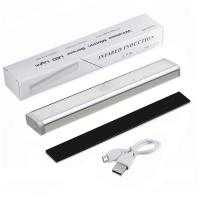 Rechargeable Motion Sensor Led Light Stick On Closet Lights With On / Off / Auto Switch Modes for sale