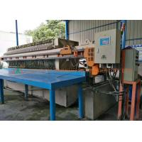 Industrial Filter Press Manufacturers With Best Filter Press Working Principle for sale
