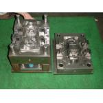 PC ABS Plastic Injection Molding Service Cold Runner Auto Injection Molding for sale