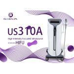 0.1-2.5J Hifu Face Lifting Machine /  Hifu Facial Treatment Wrinkle Remover for sale