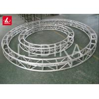 Special Oral Or S Shape Curved Truss System For Background Plate for sale
