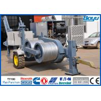China 190kN 19T Conductor Stringing Equipment Hydraulic Puller for high tension line for sale