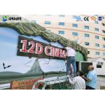 China Shopping Center  XD Theatre With Electronics Motion Seats Panasonic Projector for sale