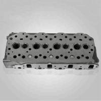 Casting Iron 4D30 Engine Cylinder Head For Mitsubishi Canter ME997041 for sale
