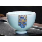Chinese Style Ceramic Tea Cup / Classic Ceramic Cups / Stock Ceramics