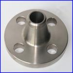Painting Surface Galvanized Pipe Flange , 2.5 Pipe Flange Casting Forging for sale