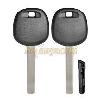 Hottest Replacement Key Case Toyota Transponder Key Shell TOY51 Key Blade Key Blank for sale