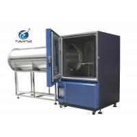 China IPX3 / IPX4 Waterproof Testing Machine Laboratory Testing Equipment for LED light Test for sale