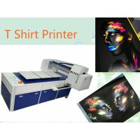 China Dirct To Garment T Shirt Printing Machine Automatic With Pigment Ink Stable Performance for sale