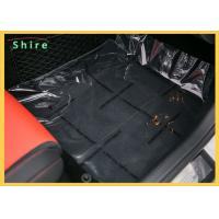 China 3 Mil / 4 Mil Thickness Auto Carpet Protection Film Car Floor Protection for sale