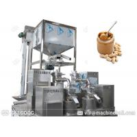 China Henan GELGOOG Industrial Nut Butter Grinder , High Automation Peanut Butter Processing Machine for sale