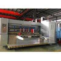 Model 2800  *  1600 mm Automatic Corrugated Flexo Printing Slotting Machine for sale