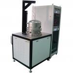China C60  Inductive Thermal Evaporation Machine Crucible Evaporation Coating Machine for sale