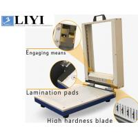 0.1mm Precsion Manual Adhesive Testing Equipment / Sample Cutter For Tape for sale