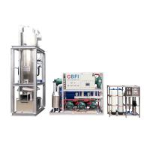 1000 Kg - 30000 Kg Ice Tube Machine Maker Large Daily Capacity