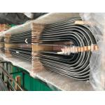 China Carbon steel seamless Boiler Tube, low carbon steel, cold-drawn tube ASTM A179 Gr.B, Min. Wall Thickness, U Bend tube for sale