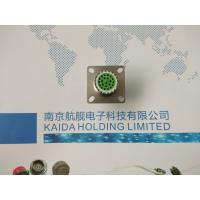 China Anti Oblique Mating J599/20KC35PN-H 38999 Series III Connectors With Quick Connection for sale