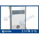 Remote Control Enclosure Heat Exchanger DC48V 100W/K RS485 Communication Port