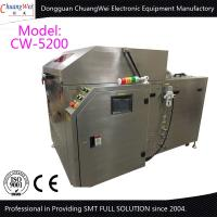 Fixture Cleaner SMT Cleaning Equipment Finishing Clean Rinse Dry Automatically for sale