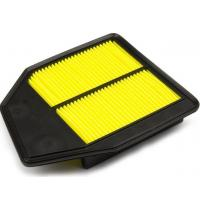 10.5 X 8.8 X 2 Inches Car Engine Filter 17220 R40 A00 With Yellow / White Paper for sale