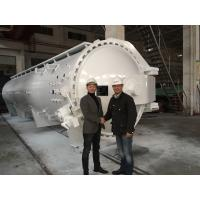 China Mechanical And Physical Pressure Composite  Autoclave , High Temperature and pressure for sale