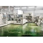 Programmable Stereoscopic 60ppm Sanitary Pad Packing Machine for sale