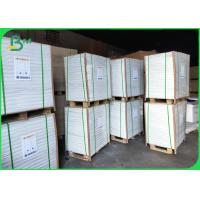 China White 60 / 70 / 80gsm White Release Liner Base Paper For Stickers for sale