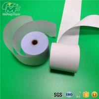 China Colorful NCR Carbonless Paper 100% Virgin Wood Pulp Bank / Hotel / Chain Store Usage for sale