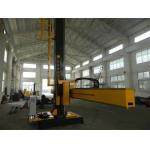 WM5070 Automatic Welding Machine Manipulator With Moving Self Align Welding Rollers for sale