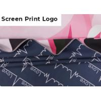 Outdoor Sports Microfiber Suede Towel 80% Polyester 20% Polyamide Transfer Print for sale