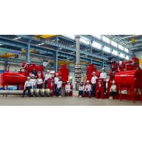 China UL Listed Vertical Turbine Pump 3000 GPM @ 182 PSI  Fire Fighting Pump with Diesel Engine for sale