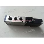 China Pneumatic GT5250 Auto Cutter Parts Square Valve W Amp Conn 968500241 for sale