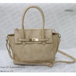 Two Way Use Beige Women Fashion Bags , Customized Crossbody Bag For Lady for sale