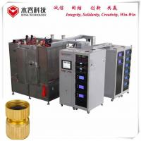 Metal  Plumbings Gold Vacuum Coating Services, Ion Plating Industrial Coating Services for sale