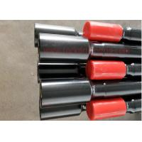 Forging Threaded Drill Rod / Mining Drill Rods For Road Construction Hole Drilling for sale