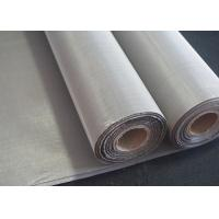 China SUS 304 Micron Stainless Steel Woven Wire Mesh For Fiter Water Eco Friendly for sale