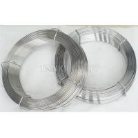China 3.17mm 3.2mm coil wire bright SS316 Stainless Steel Thermal Spray Wire For Surface Coating for sale