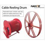 Crane Components Cable Reeling Drum Flat Electrical Cable 380v/440v Voltage for sale