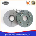 China 6 8 10 Concrete Grinding Wheel / Resin bond Black Buff for Polishing Granite for sale