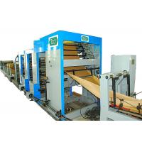 China Bottomer machine with Auto-opening Tube and Auto-Gluing System for sale