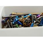 Anodic Oxidation Titanium Medical Implants Plain , Black , Blue , Green Color for sale