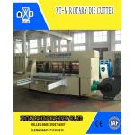 China Rotary Die Cutter Carton Manufacturing Machine High Speed for sale