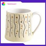Lead Free Handmade Stoneware Coffee Mugs , Ceramic Stoneware Mugs Eco - Friendly for sale