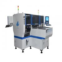 HT-E8D PCB Assembly Machine , High Speed LED SMT Pick And Place Machine 8KW for sale