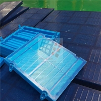 High Durable and Longer Wear Life Polyurethane Screen Panels for Mining Iudustrial